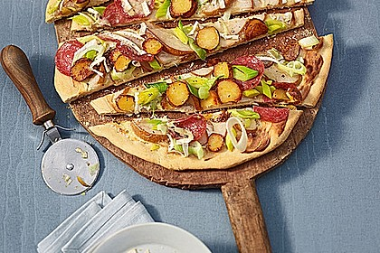 Herbst-Pizza