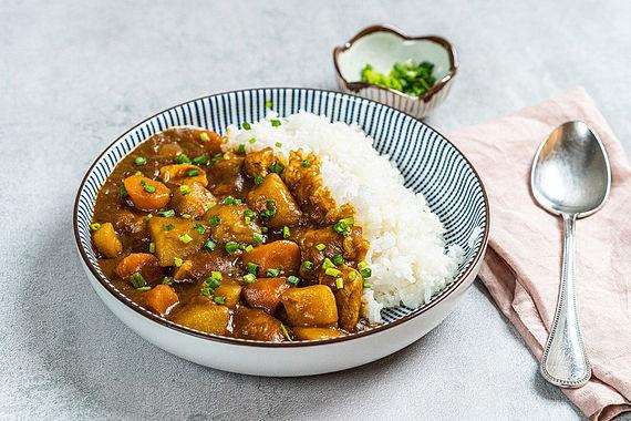 Japanisches Curry - Kare Raisu