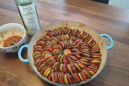 Rezeptbild zum Rezept Ratatouille á la Remy
