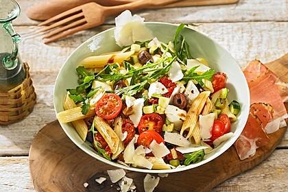 Rezeptbild zum Rezept Der beste italienische Nudelsalat