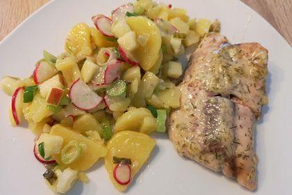 Rezeptbild zum Rezept Omas echter Berliner Kartoffelsalat