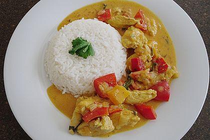 Rezeptbild zum Rezept African Chicken