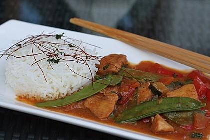 Rezeptbild zum Rezept Thai Curry