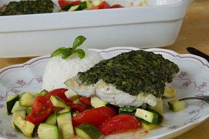 Rezeptbild zum Rezept Gemüse - Fisch - Pfanne