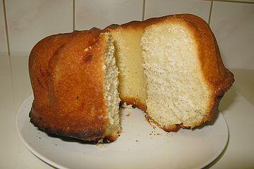 Vanille - Rum - Kuchen