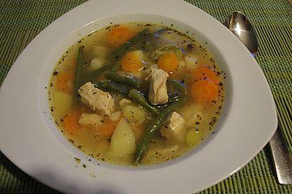 Rezeptbild zum Rezept Die zwanzig Minuten-Suppe