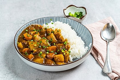 Rezeptbild zum Rezept Japanisches Curry - Kare Raisu