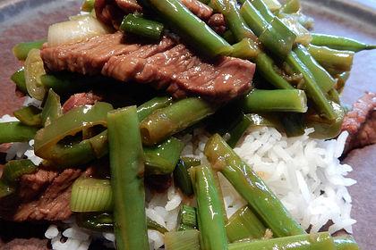 Rezeptbild zum Rezept Beef Teriyaki Style