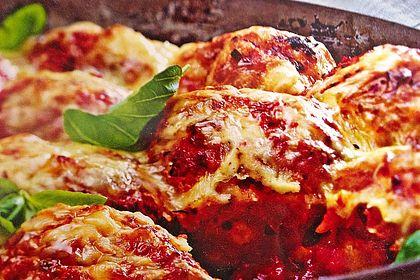 Rezeptbild zum Rezept Bubble up Pizza