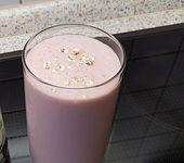 Erdbeer-Kefir-Shake