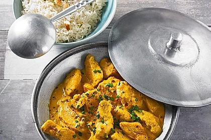 Rezeptbild zum Rezept Indisches Chicken Korma