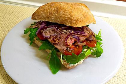 Rezeptbild zum Rezept Gourmet Burger