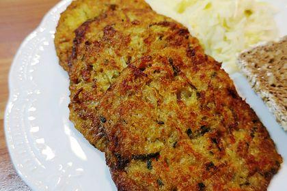 Rezeptbild zum Rezept krümeltigers Zucchini-Kartoffel-Karotten-Rösti
