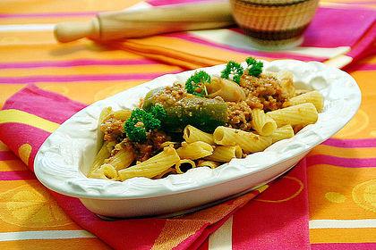 Rezeptbild zum Rezept Tortiglioni mit Gemüse