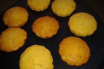 Muffins - Biscuit au beurre