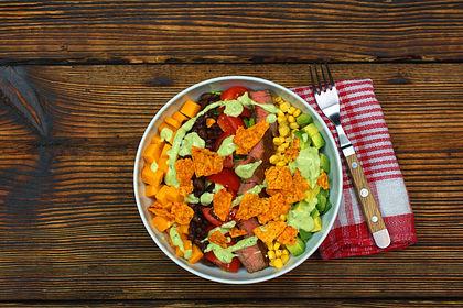 Rezeptbild zum Rezept Salat Mexican Style