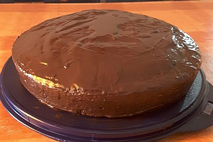 Schoko Erdnussbutter Kuchen Von Stmelli Chefkoch De