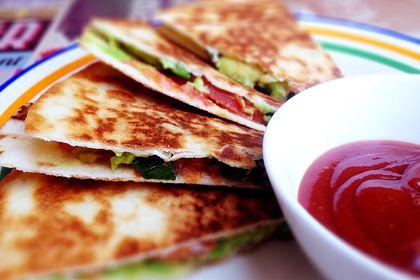Rezeptbild zum Rezept Avocado Quesadillas