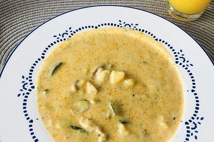 Rezeptbild zum Rezept Cremiger Hähnchen-Kartoffel-Eintopf