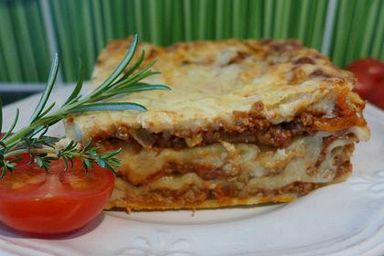 Italienische Lasagne Von Lillyred Chefkochde