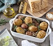 Rosmarinkartoffeln mit Grana Padano