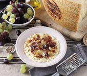 Trauben-Risotto mit Grana Padano