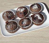 Blaubeer-Vanille-Muffins