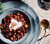 Chili mit Chorizo