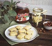 Kokos-Linzer-Plätzchen mit nutella®