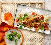 Spicy Chicken Spieße