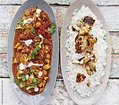 Fantastisches Tikka-Curry mit Fisch