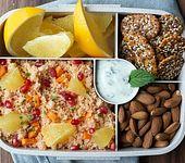 PausenCracker-Lunchbox mit Couscous-Salat
