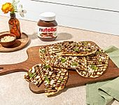 Süßes Naanbrot mit nutella®