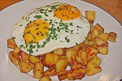 Rezeptbild zum Rezept Magdeburger Bratkartoffeln