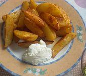 Fettfreie Kartoffelecken