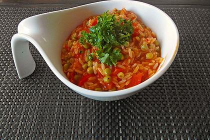 Rezeptbild zum Rezept Djuvec-Reis