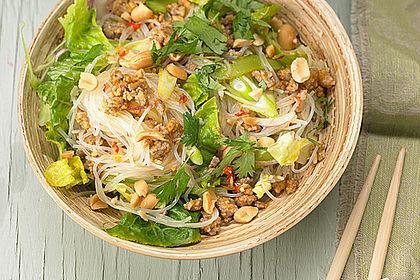 Rezeptbild zum Rezept Thai-Glasnudelsalat - Yam Woon Sen