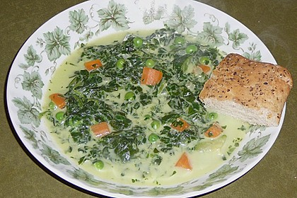 Rezeptbild zum Rezept Grüne Sommersuppe