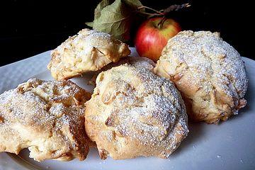 Apfelbrötchen