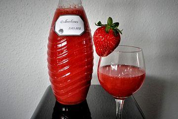 Annas Erdbeerlimes