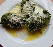 Spinat-Käse-Nocken - Malfatti