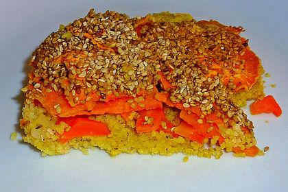 Rezeptbild zum Rezept Couscous-Auflauf