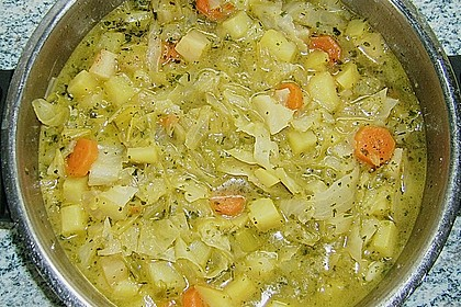 Rezeptbild zum Rezept Ischileins vegetarischer Leckerschmecker-Eintopf