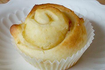 Schnecken Muffins