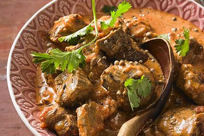 Rezeptbild zum Rezept Bombay-Curry