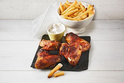 Rezeptbild zum Rezept Gourmet Chicken Wings - Hähnchenflügel